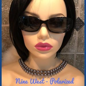 Nine West 💙 Polarized Sunglasses 'Delightful'